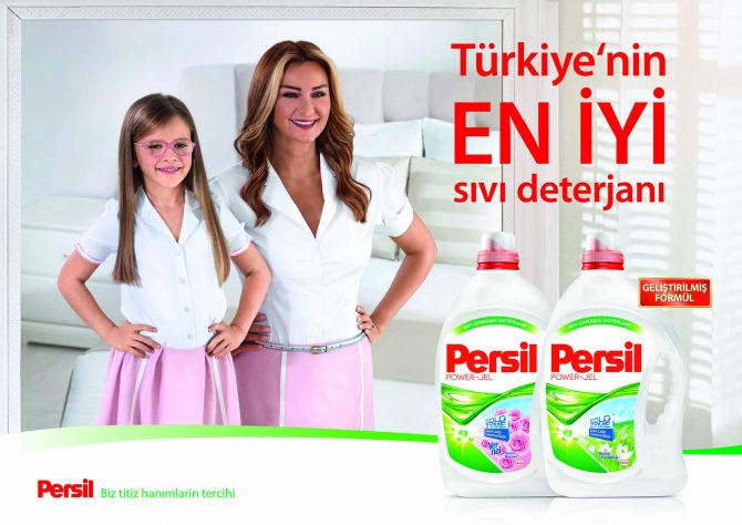 Persil Power-Jel